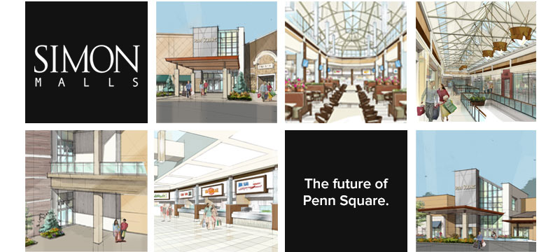 The future of Penn Square.