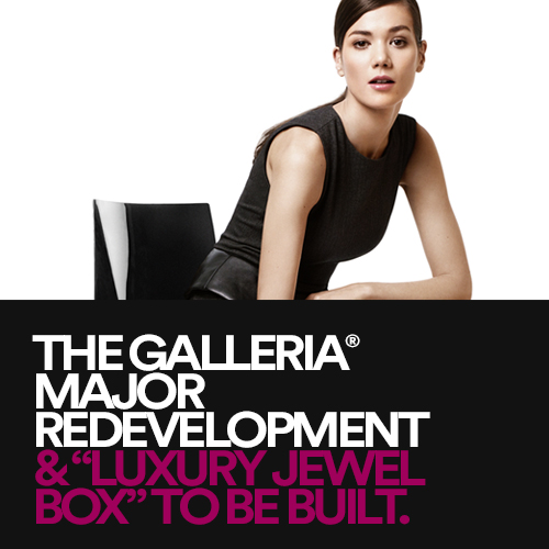 The Galleria Redevelopment